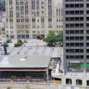 Nieuwe Apple Store Chicago ziet eruit als gigantische MacBook