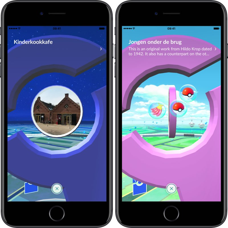 Pokémon Go: nieuwe Gyms zijn ook PokéStops