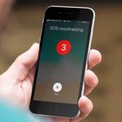 SOS-noodmelding op de iPhone: snel het alarmnummer 112 bellen