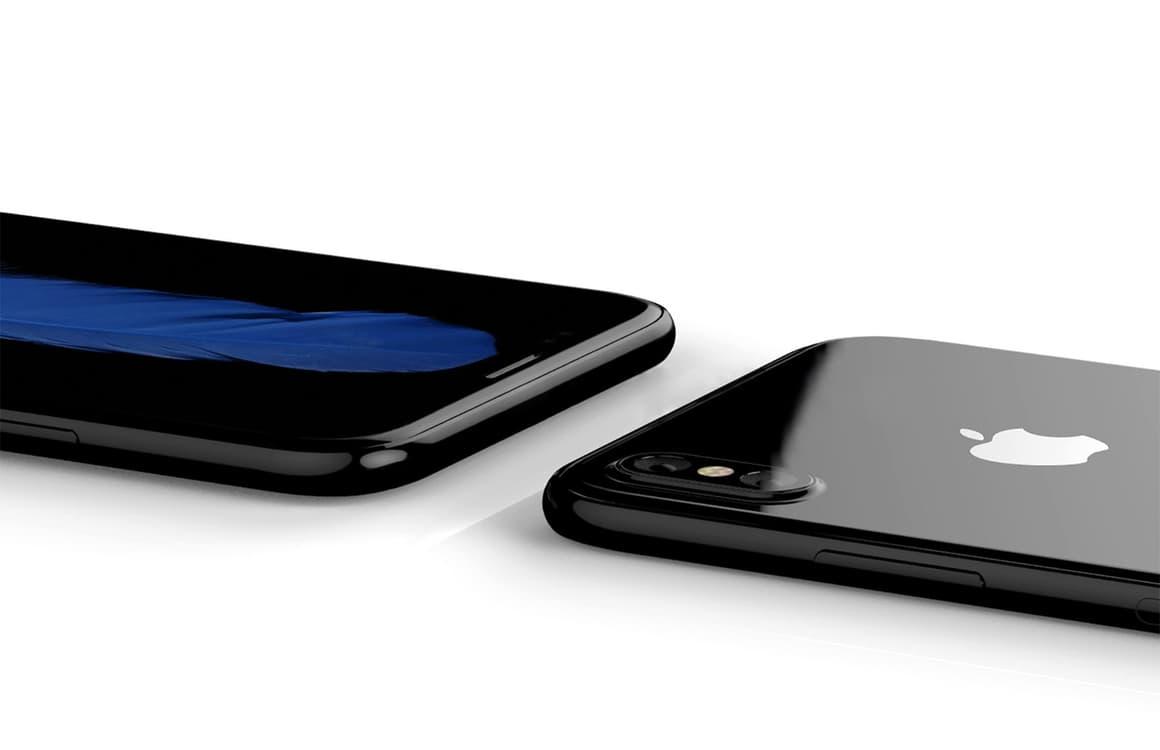 iPhone 8 voorbeeld
