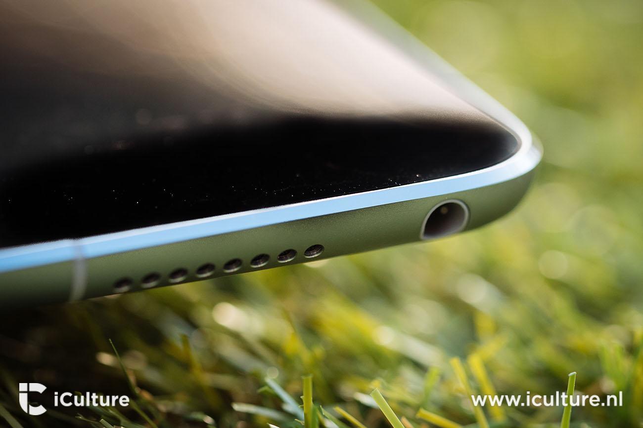iPad Pro 2017 review: speaker en koptelefoonaansluiting aan de bovenzijde