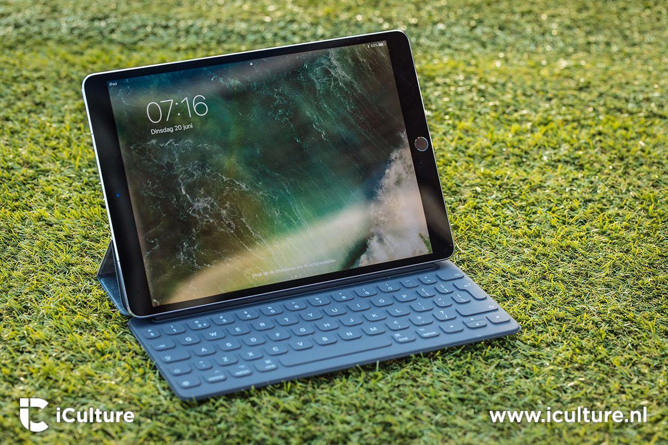 iPad Pro 2017 review met Smart Keyboard