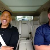 Carpool Karaoke met Will Smith en James Corden
