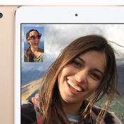 FaceTime gesprek op iPad