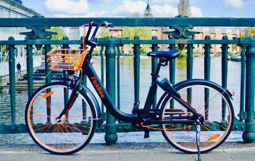 FlickBike fiets.