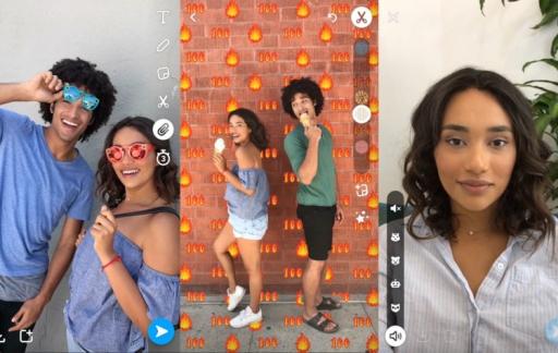 Snapchat stemfilters