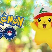 Pokémon Go viert 1-jarig bestaan met speciale Pikachu