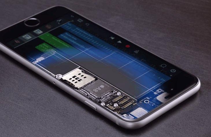 Motion Processor iPhone