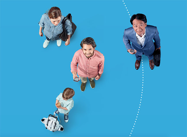 KLM Schiphol app