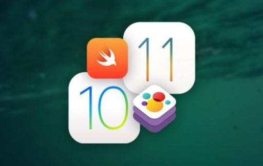 iOS 10 naar iOS 11 voor developers