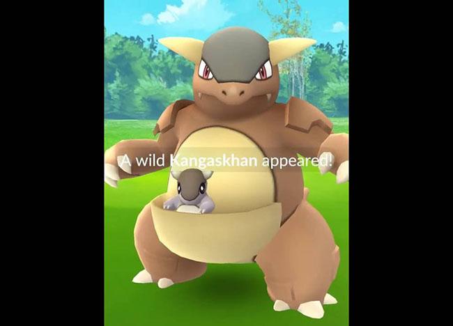 Kanghaskan Pokémon