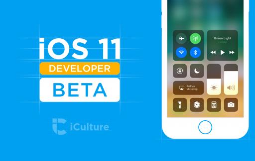 iOS 11 beta voor ontwikkelaars