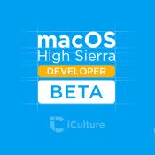 macOS High Sierra beta voor ontwikkelaars: 10.13 beta 9 nu beschikbaar