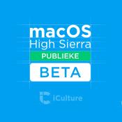 macOS High Sierra Publieke beta 7 nu beschikbaar