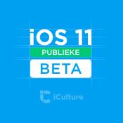iOS 11 Publieke beta: Apple brengt negende publieke beta van iOS 11 uit