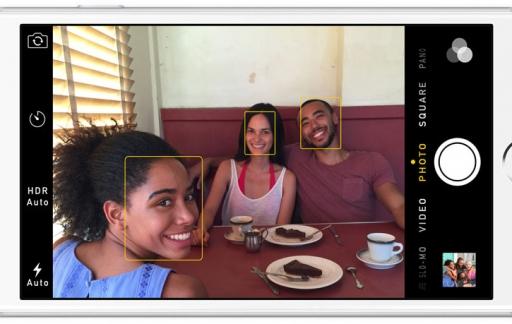 iPhone-gezichtsherkenning