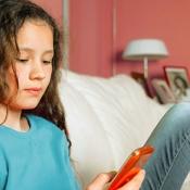 Mobiel bankieren-app voor kinderen