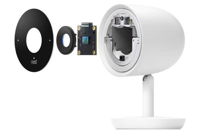 Nest Cam IQ teardown