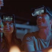 Zou jij deze goedkope augmented realitybril op je neus zetten?