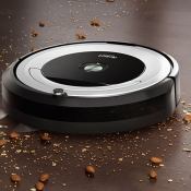 Review: Roomba 690-serie met iPhone-bediening