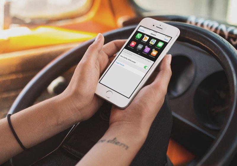 Google Play Music met CarPlay