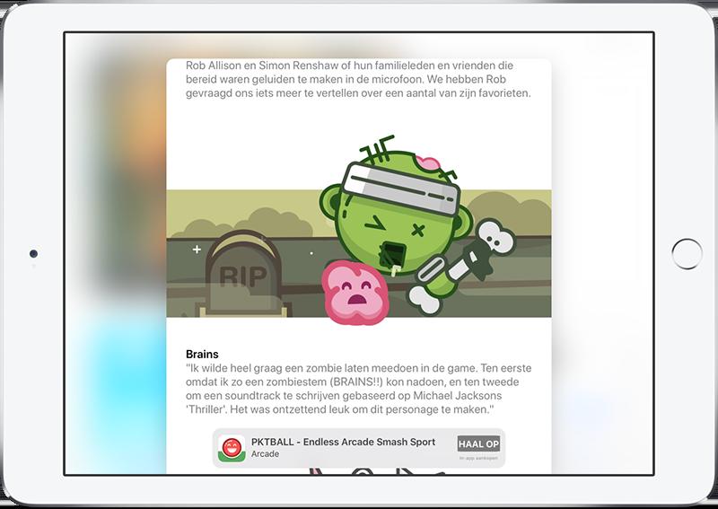 App Store Vandaag