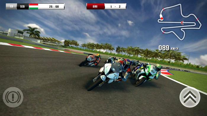 SBK16 game
