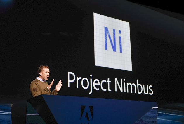Adobe Nimbus aankondiging