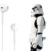 EarPods en Stormtrooper.