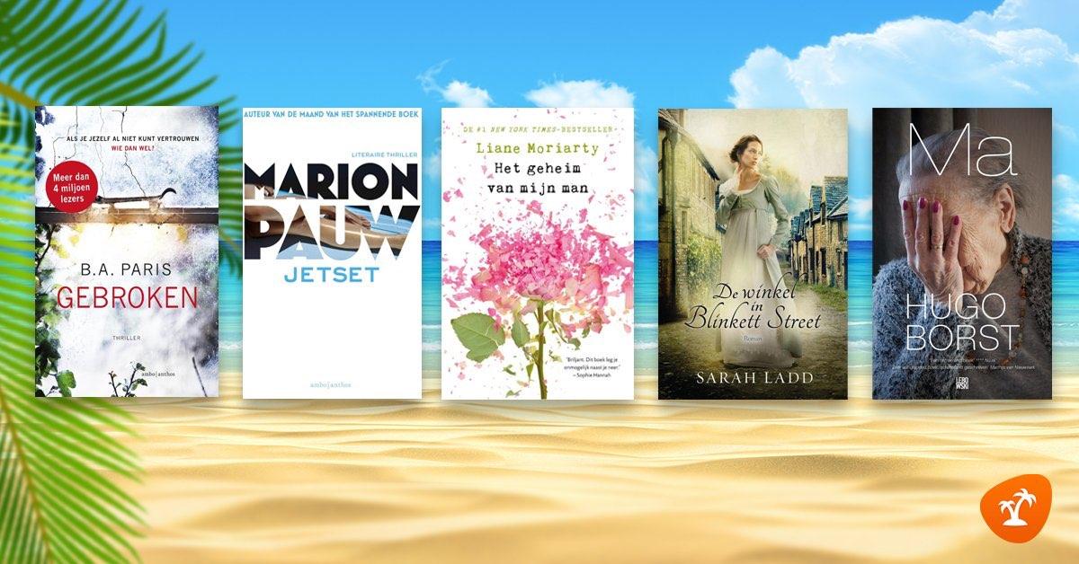 Vakantiebieb 2018 boeken