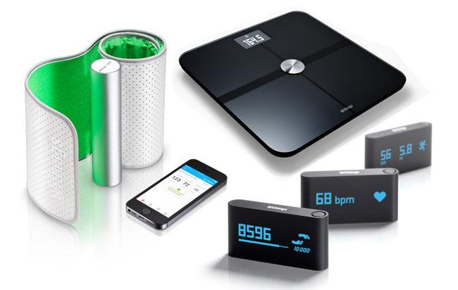 Nokia Withings producten
