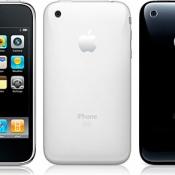 iPhone 3GS zwart en wit