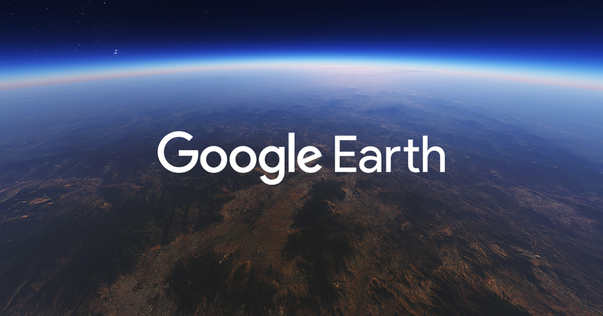 Google Earth - Earth map satellite
