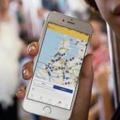 Treinradar in vernieuwde NS Reisplanner Xtra-app.