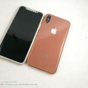 Afbeeldingen iPhone 8 tonen mogelijke koperen kleur