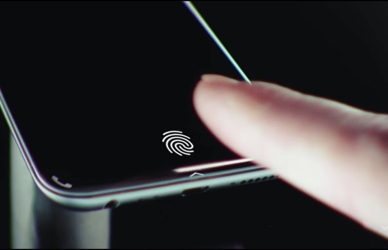 iPhone 8 Touch ID