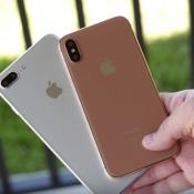 Bekijk deze 'hands-on' video's van de koperkleurige iPhone 8