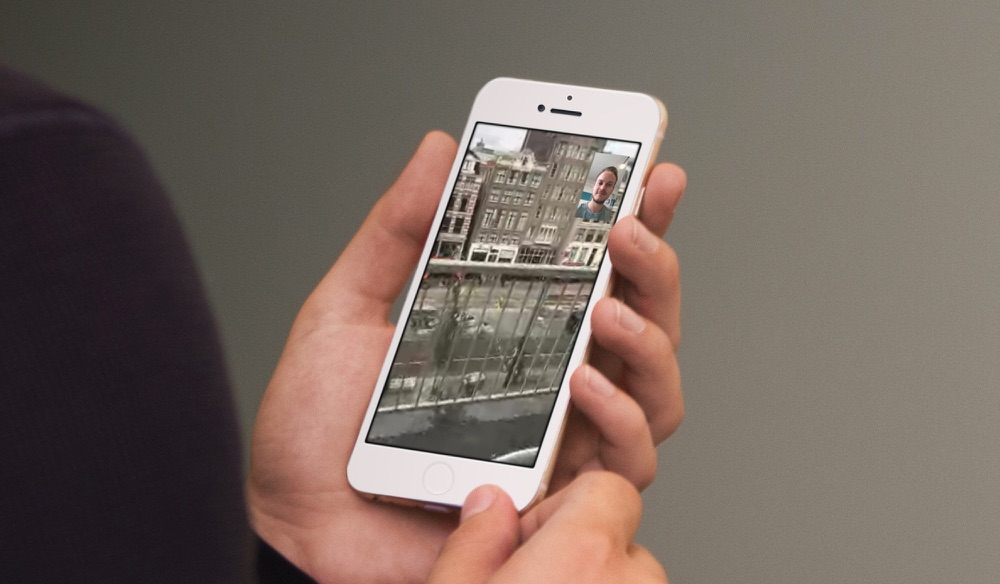 WhatsApp videobellen met de iPhone.