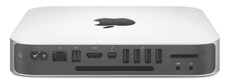 Mac mini met macOS Server
