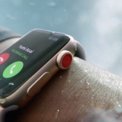 Apple Watch Series 3 met Digital Crown.