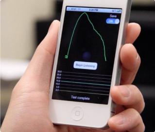 Spirosmart-app van Dr. Google