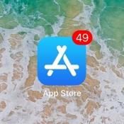 Dit is waarom je ineens oude app-updates ziet