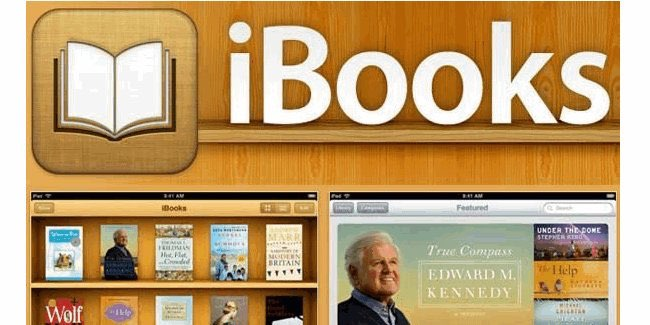 iBooks in iOS 4