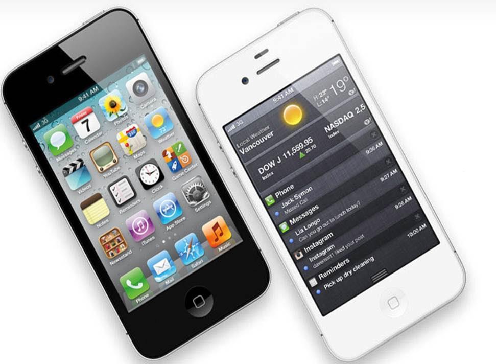 iOS 5 iPhones