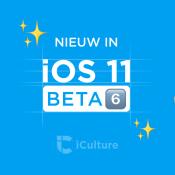 Dit zijn de acht belangrijkste veranderingen in iOS 11 beta 6