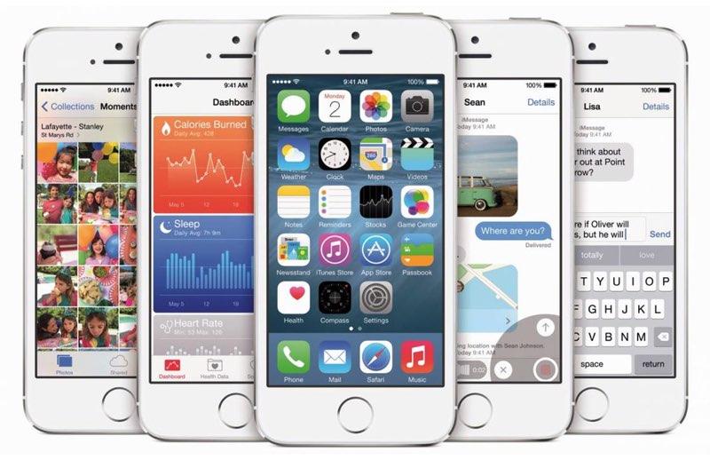 iOS 8 functies