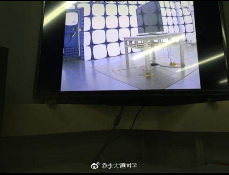 Apple OLED tv spyfoto