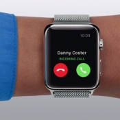 Apple Watch bellen