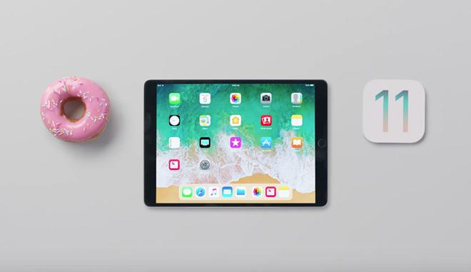 iPad uitlegvideo's iOS 11