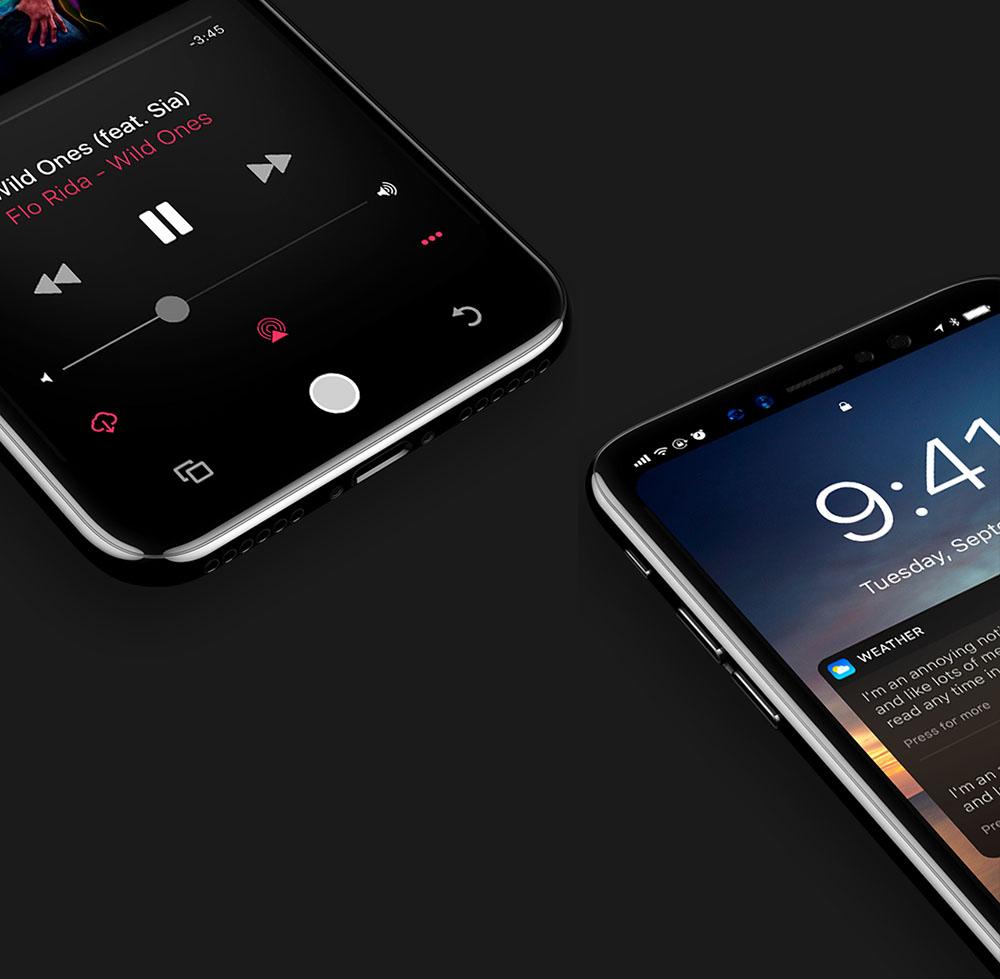 iOS 12 Dark Mode